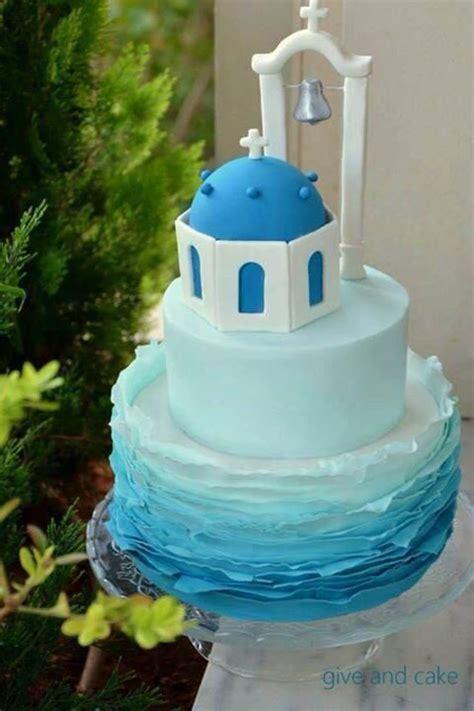 greek themed cake wedding cakes pinterest greek