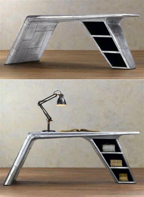 aviator wing desk restoration hardware your desk is so plane core77