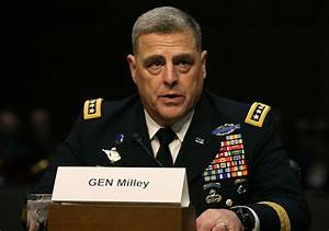 Army Chief of Staff Cautions 'Time is Running Out' on ...