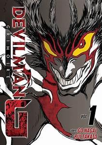 Devilman Grimoire Vol. 1 Review | AiPT!  Devilman