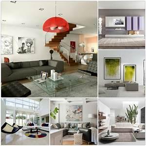 Deko Wand Ideen : dekoideen wohnzimmer exotische stile und tolle deko ideen im wohnzimmer ~ Markanthonyermac.com Haus und Dekorationen