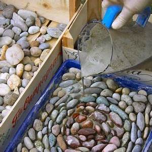 Betonplatten Selber Gießen : mosaikplatten aus beton selber machen betonplatten ~ Lizthompson.info Haus und Dekorationen