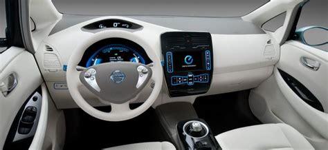 si鑒e ergonomique voiture test voiture électrique la nissan leaf