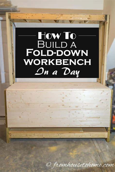 build  fold  workbench   day