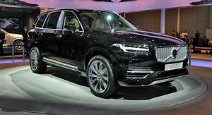 Volvo Xc90 Excellence : volvo xc90 excellence shows its individual seats in shanghai ~ Medecine-chirurgie-esthetiques.com Avis de Voitures