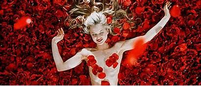 Beauty American Mena 90s Suvari Petals Animated
