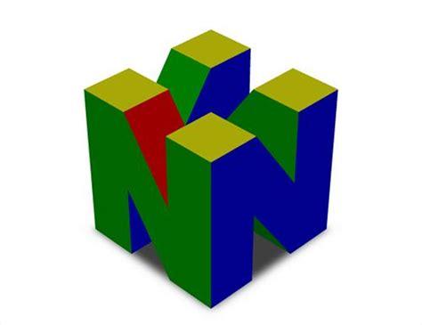 Nintendo 64 Logo Mysolidworks 3d Cad Models