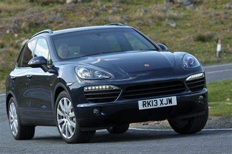 Porsche Cayenne Estate Special Edition Leasing Deals