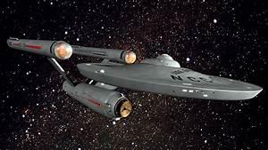 Watch as the Original STAR TREK Enterprise Model Is ...