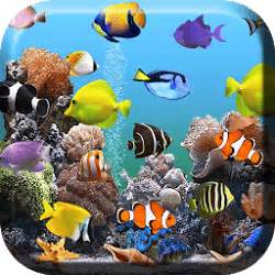 Anime School 3d Live Wallpaper Apk - aquarium live wallpaper v1 18 adfree unlocked