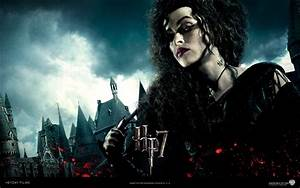 Bellatrix Lestrange from Harry Potter and the Deathly ...