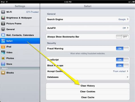 delete iphone cache how to clear cache on 1 howsto co