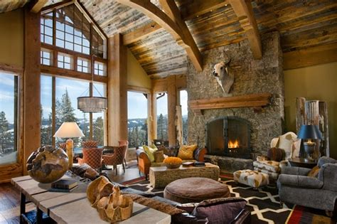 Rustic Interior Design Most Beautiful Houses In The World