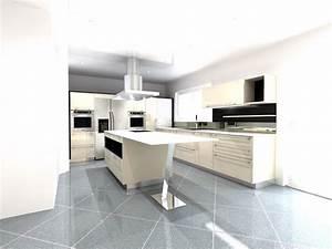 Plan 3d Salle De Bain : plan d 39 architecte refaire sa cuisine sa salle de bain ~ Melissatoandfro.com Idées de Décoration