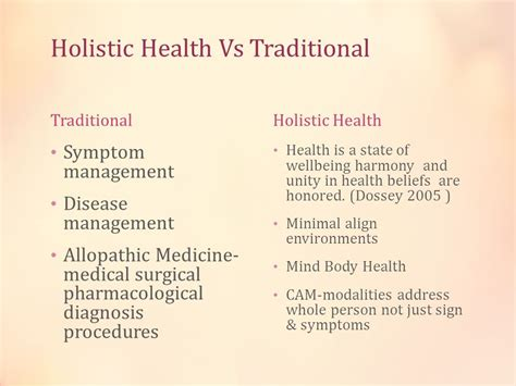Holistic Health Approaches For Optimal Wellness