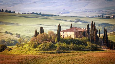 wandgestaltung wohnzimmer beispiele tuscany italy nature landscape house wallpaper no 244053 wallhaven cc