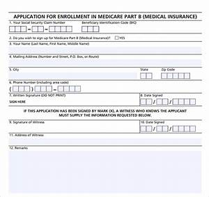 medicare application forms 9 documents free download in pdf With document download in html
