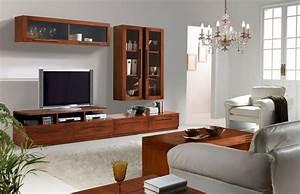Meuble De Rangement Salon : rangement modulable teck urbano 2805 ~ Dailycaller-alerts.com Idées de Décoration