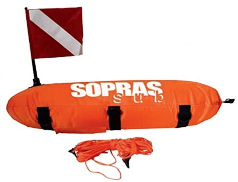 Sopras Sub Torpedo Float Freediving Spearfishing Buoy