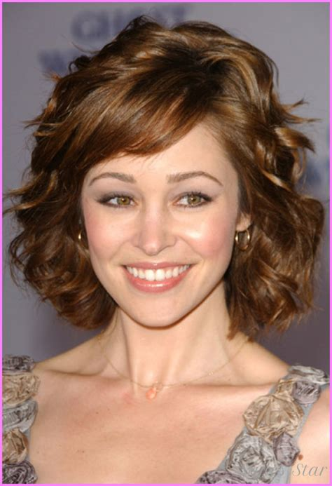 short haircuts thick curly hair stylesstarcom