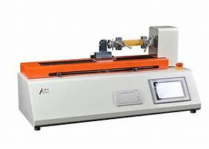 Horizonal Small Strip Tensile Strength Testing Machine
