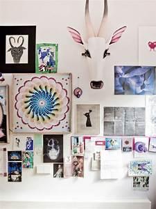 deco-design-inspiration-boheme-mur-cadres