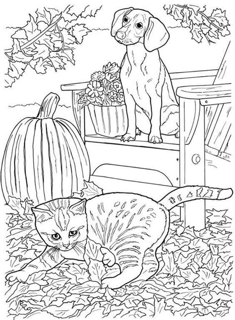 printable cute dog coloring pages