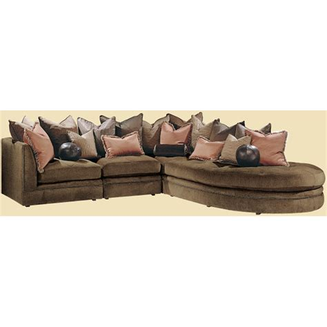 marge carson sofa sectional marge carson tcsec mc sectionals tribeca sectional