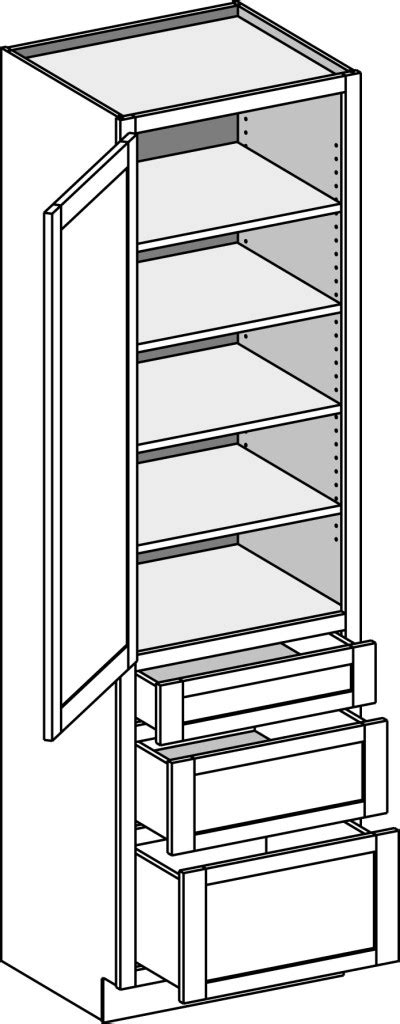 Vanity Cabinets - Cabinet Joint