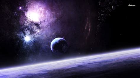 Planets wallpaper - Fantasy wallpapers - #4089