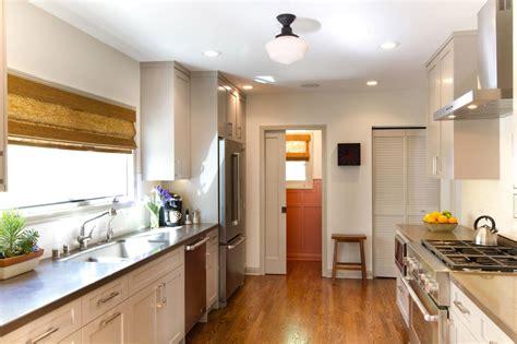 white galley kitchen photo page hgtv 1028