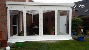 pvc plane mit fenster schwimmbad und saunen With garten planen mit transparente versiegelung für balkon und terrasse