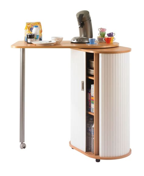 image pause café bureau meuble self achat rangements pause café 254 00
