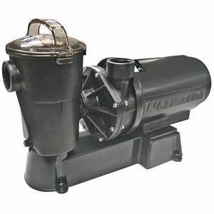 Hayward Ultra Pro Pump Sp2290 Parts Manual Motor