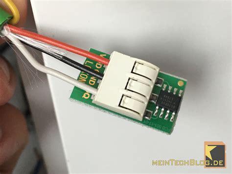 operation smart home zwischenstand loxone knx wire
