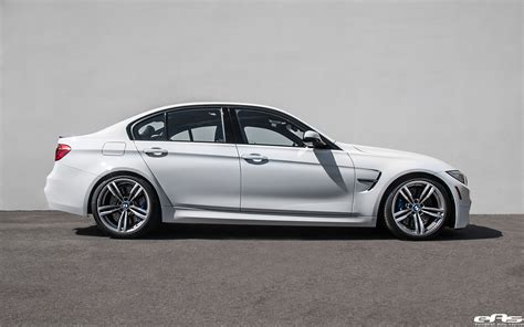 Modified White Bmw 3 Series by Alpine White Bmw M3 Gets Subtly Modified