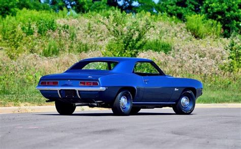 2016 Zl1 Camaro For Sale by Mecum 2016 Musclecars 1969 Chevrolet Camaro Zl1
