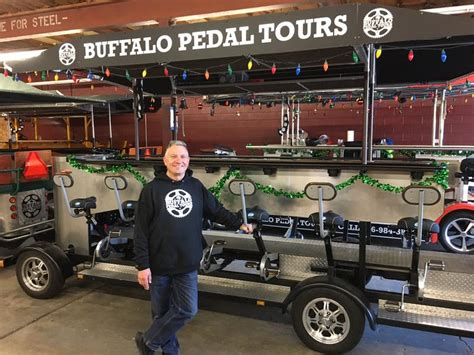 Pedal Boat Buffalo by Buffalo To Get Its Pedal Powered Boat Wbfo