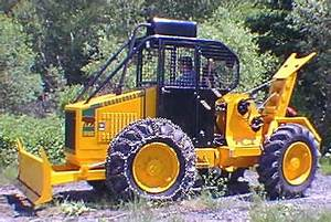 Image Gallery Small Skidder