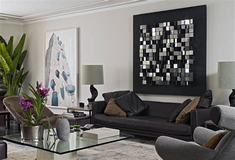 Contemporary Diy Living Room Wall Decorating Ideas The