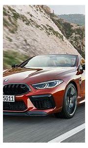 BMW M8 Competition ra mắt với hai biến thể