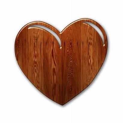 Heart Wood Clipart Icon Clip Cliparts Freepngimg