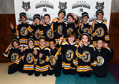 Youth Sports Champions  Chicago Wolves