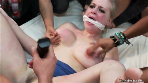 Busty Blonde Anal Fucked In Sex Shop Eporner