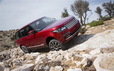Land Rover Range Rover Wallpapers by 2013 Land Rover Range Rover In Morocco Rocks Side