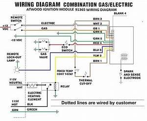 Water Heater Wiring