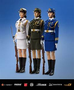 Product Announcement PHICEN: 1/6 Female Honor Guard from ...