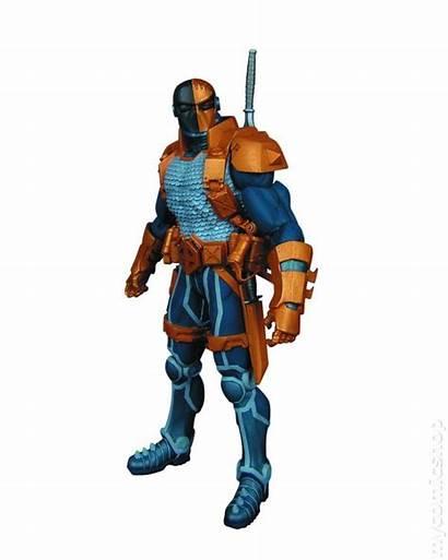 Dc Villains Action Super Comics Figure Deathstroke