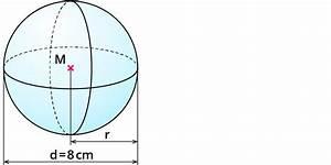 Fläche Kugel Berechnen : berechnung des volumens einer kugel ~ Themetempest.com Abrechnung