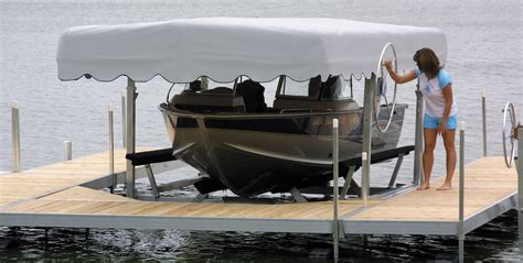 Boat Hoist Accessories by Deano Dock And Lift Pier And Boat Hoist Products